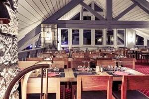 Restaurant de l'hôtel Belle Plagne