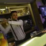 Bar et spectacle à l'hôtel Belle Plagne