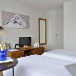 Chambre 2 personnes avec balcon hotel belle plagne