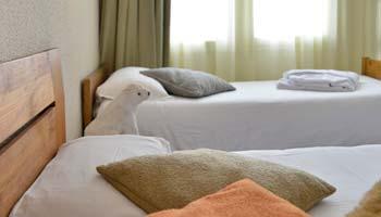Chambre 2 personnes Hôtel Belle Plagne