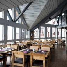 Restaurant hôtel Belle Plagne
