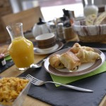 Petit déjeuner et restauration à l'hôtel Belle Plagne
