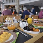 Petit déjeuner hôtel Belle Plagne