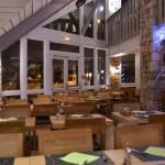 restaurant hotel belle plagne