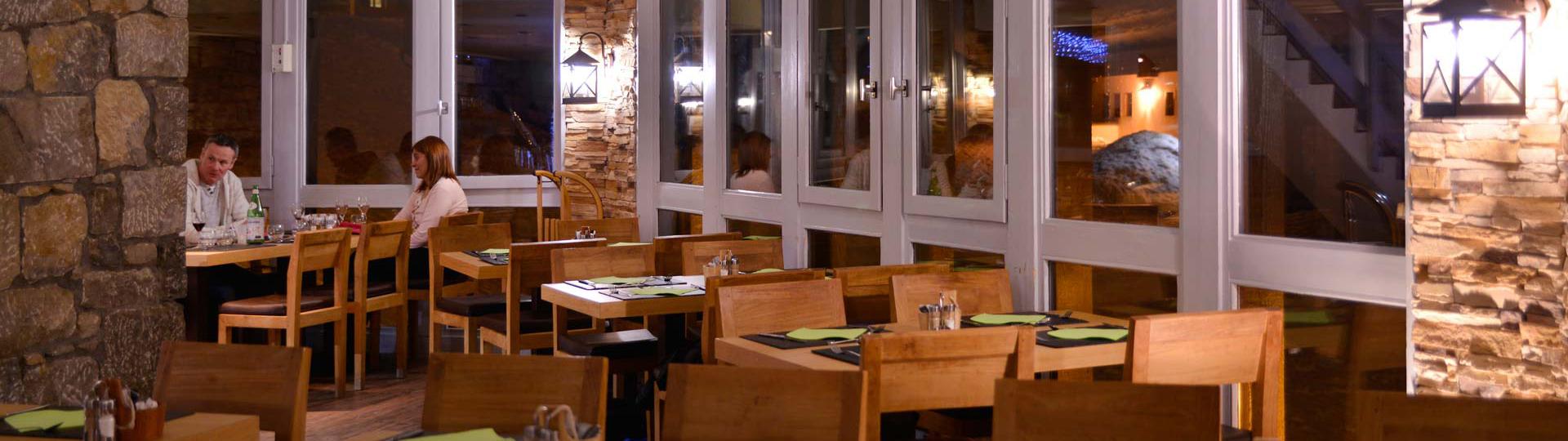 restaurant belle plagne
