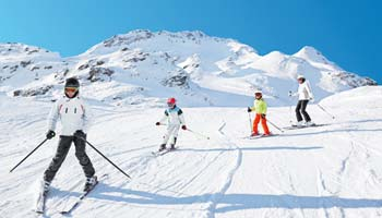 Location de ski Hôtel Belle Plagne