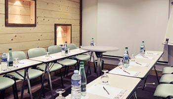 Salle de réunion pour organisation de séminaires à La Plagne