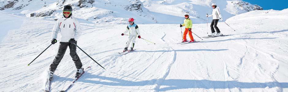 Location de ski à L'hôtel Belle Plagne