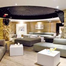 Bar de l'hôtel Belle Plagne