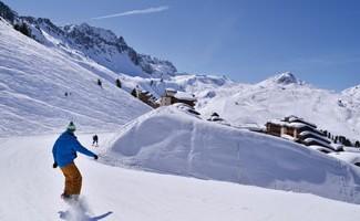 vacances au ski belle plagne
