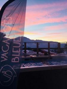 apres le ski le jacuzzi a belle plagne
