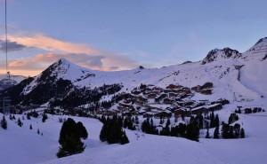 skier a belle plagne