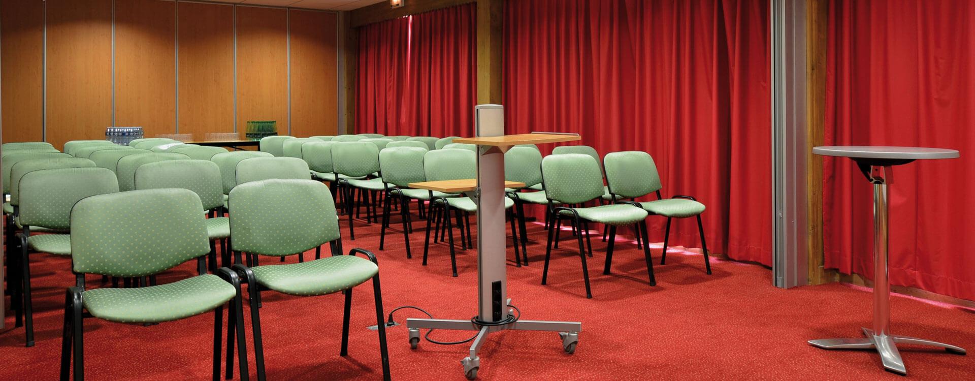 Salle de réunion - Hôtel 3 étoiles à La Plagne