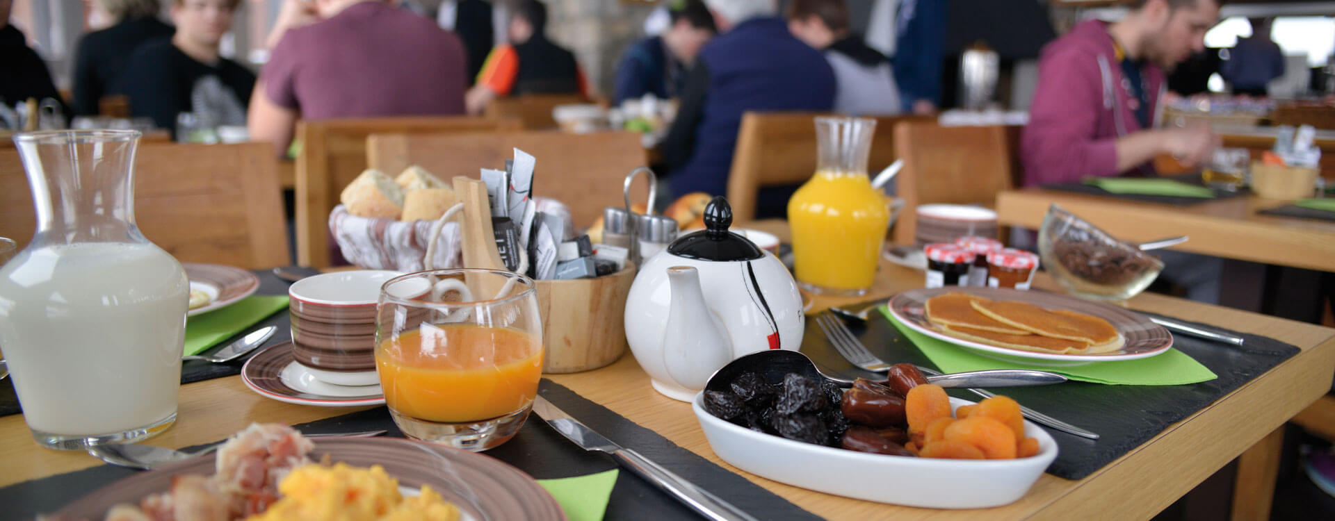 Restaurant - Hôtel 3 étoiles à La Plagne