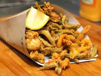 friture poissons- specialite savoie