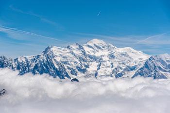 restaurant vue mont blanc - la plagne aime 2000